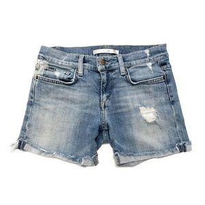 Joe's Jeans Roll-Hem Cut Off Shorts 15-0147